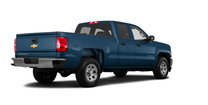 2018 Chevrolet Silverado 1500 LS   Photo 5   Deep Ocean Blue Metallic