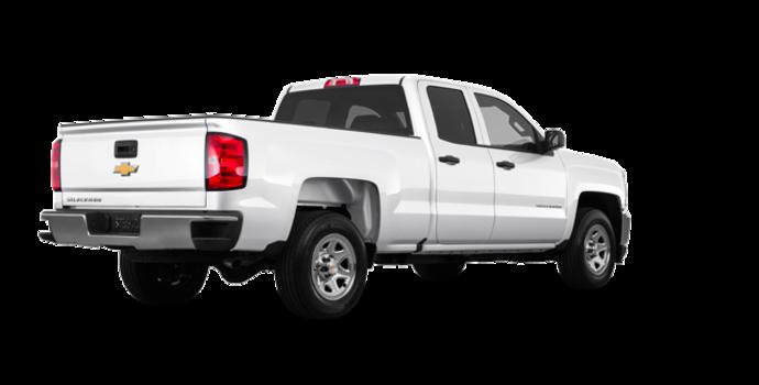 2018 Chevrolet Silverado 1500 LS   Photo 5   Summit White