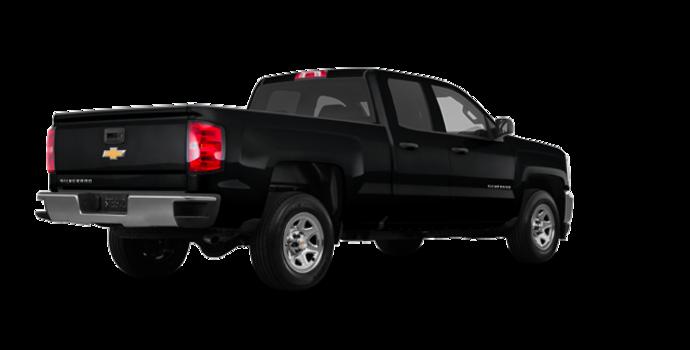 2018 Chevrolet Silverado 1500 LS   Photo 5   Black