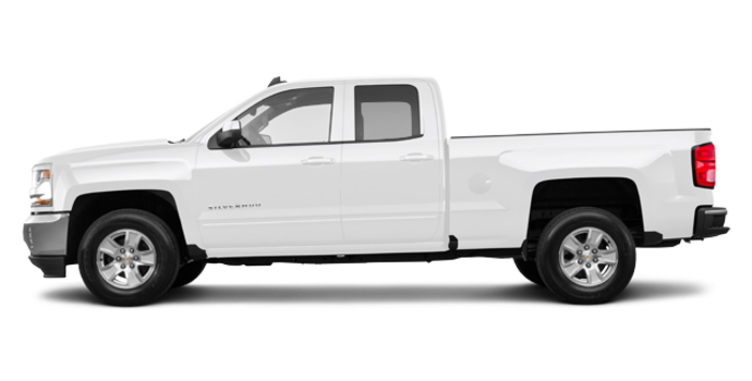 2018 Chevrolet Silverado 1500 LT 1LT   Photo 4   Summit White