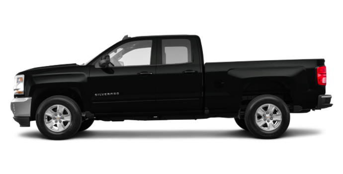 2018 Chevrolet Silverado 1500 LT 1LT   Photo 4   Black