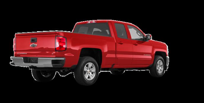 2018 Chevrolet Silverado 1500 LT 1LT   Photo 5   Red Hot