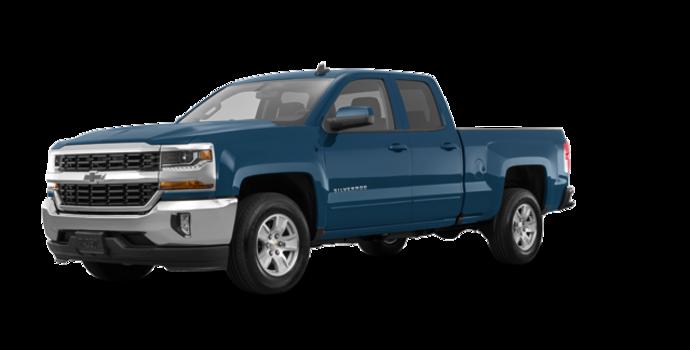 2018 Chevrolet Silverado 1500 LT 1LT   Photo 6   Deep Ocean Blue Metallic