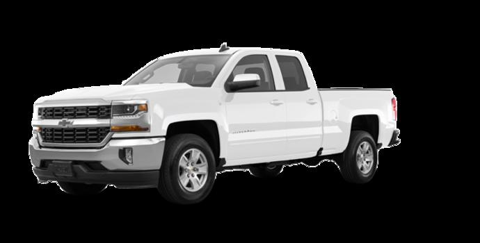 2018 Chevrolet Silverado 1500 LT 1LT   Photo 6   Summit White