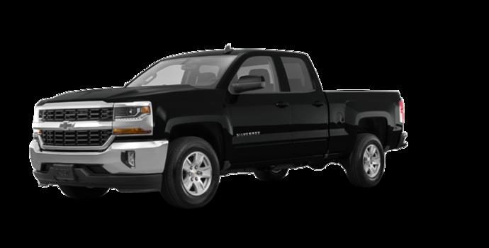 2018 Chevrolet Silverado 1500 LT 1LT   Photo 6   Black
