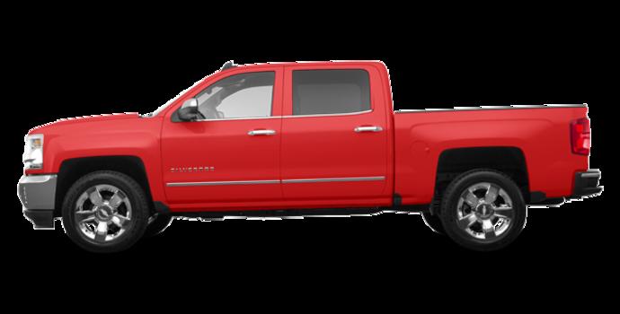 2018 Chevrolet Silverado 1500 LTZ 1LZ   Photo 4   Cajun red tintcoat