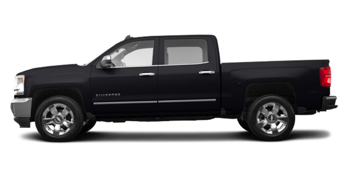 2018 Chevrolet Silverado 1500 LTZ 1LZ   Photo 4   Black