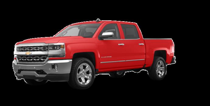 2018 Chevrolet Silverado 1500 LTZ 1LZ   Photo 6   Cajun red tintcoat