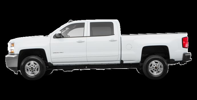 2018 Chevrolet Silverado 2500HD LT | Photo 4 | Summit White