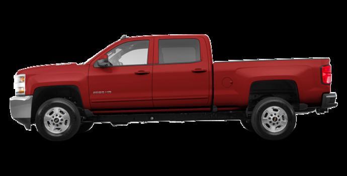 2018 Chevrolet Silverado 2500HD LT | Photo 4 | Cajun red tintcoat