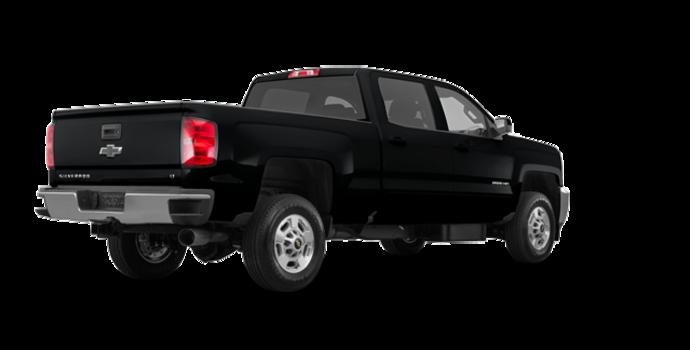 2018 Chevrolet Silverado 2500HD LT | Photo 5 | Black