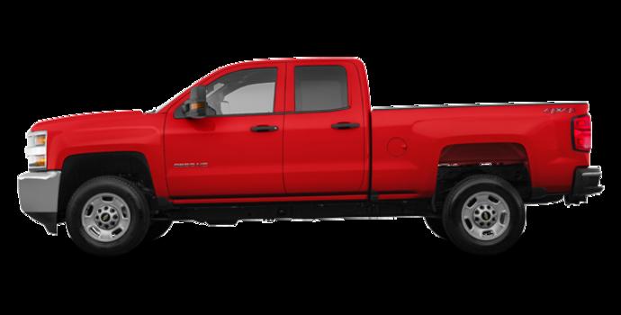 2018 Chevrolet Silverado 2500HD WT   Photo 4   Red Hot