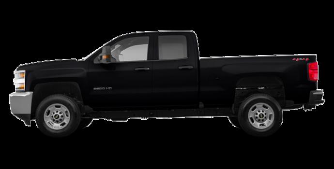2018 Chevrolet Silverado 2500HD WT   Photo 4   Black