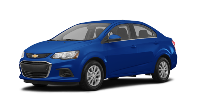 2018 Chevrolet Sonic LT | Photo 6 | Kinetic Blue Metallic