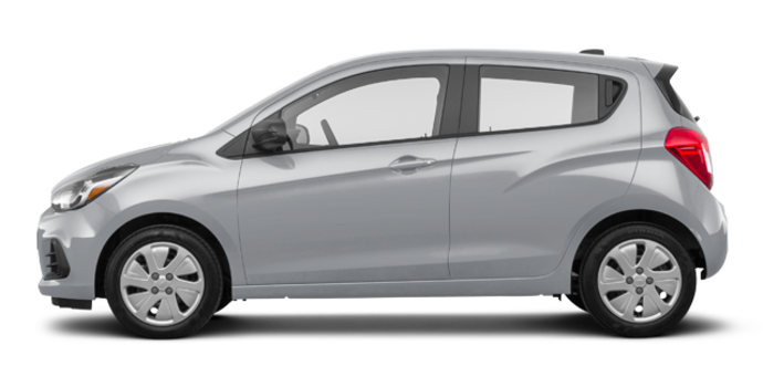 2018 Chevrolet Spark LS | Photo 4 | Silver Ice Metallic