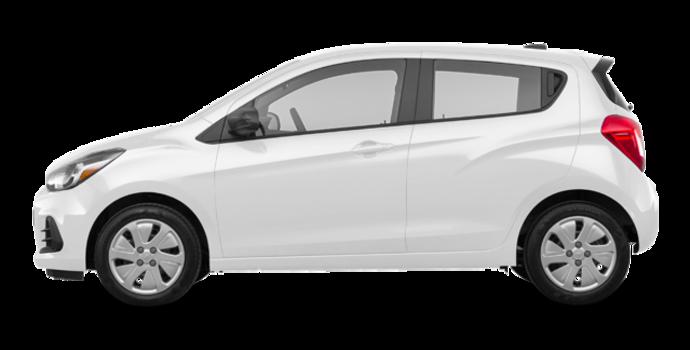 2018 Chevrolet Spark LS | Photo 4 | Summit White