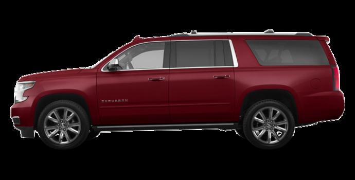 2018 Chevrolet Suburban PREMIER | Photo 4 | Siren Red