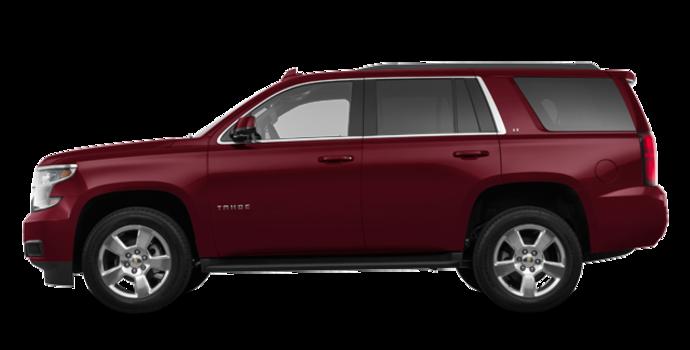 2018 Chevrolet Tahoe LT | Photo 4 | Siren Red