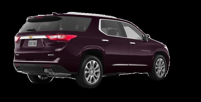 2018 Chevrolet Traverse PREMIER   Photo 5   Black Currant Metallic