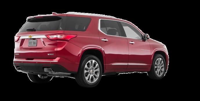 2018 Chevrolet Traverse PREMIER   Photo 5   Cajun red tintcoat