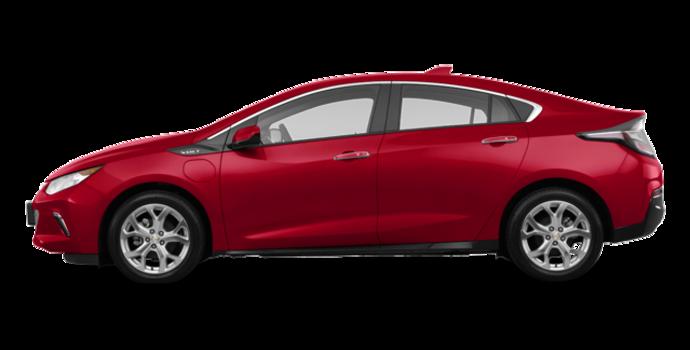 2018 Chevrolet Volt PREMIER   Photo 4   Cajun Red