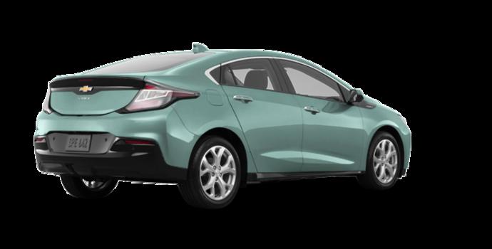 2018 Chevrolet Volt PREMIER   Photo 5   Green Mist Metallic
