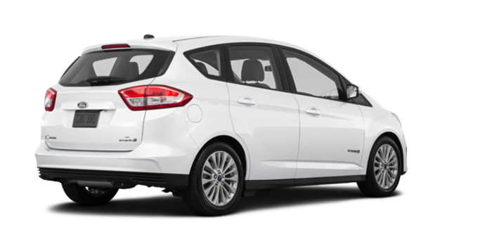 2018 Ford C-MAX HYBRID SE | Photo 5 | White Platinum Metallic Tri-Coat
