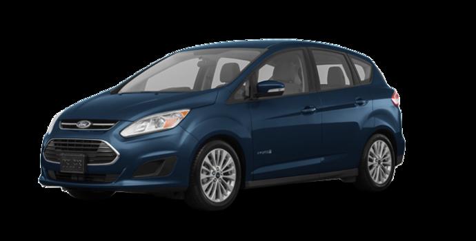 2018 Ford C-MAX HYBRID SE | Photo 6 | Blue