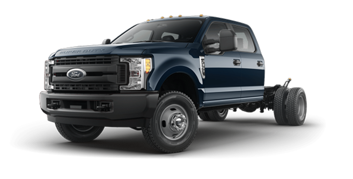 2018 Ford Chassis Cab F-350 XL   Photo 4   Blue Jeans
