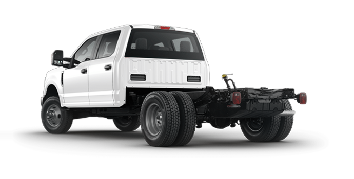 2018 Ford Chassis Cab F-350 XL   Photo 5   Oxford White