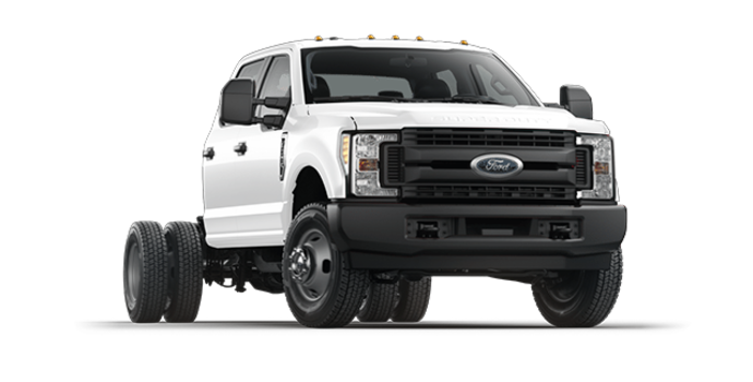 2018 Ford Chassis Cab F-350 XL   Photo 6   Oxford White