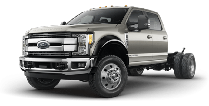2018 Ford Chassis Cab F-450 LARIAT | Photo 4 | Stone Gray