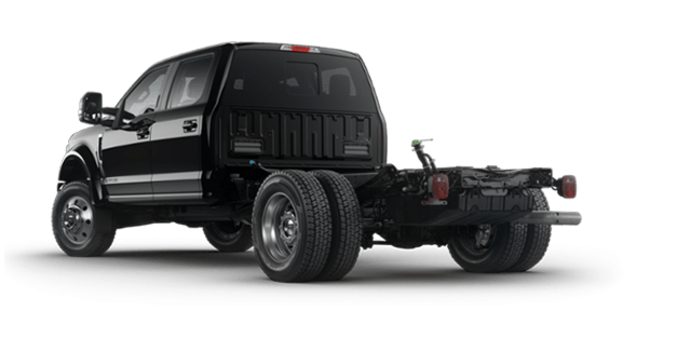 2018 Ford Chassis Cab F-450 LARIAT | Photo 5 | Shadow Black