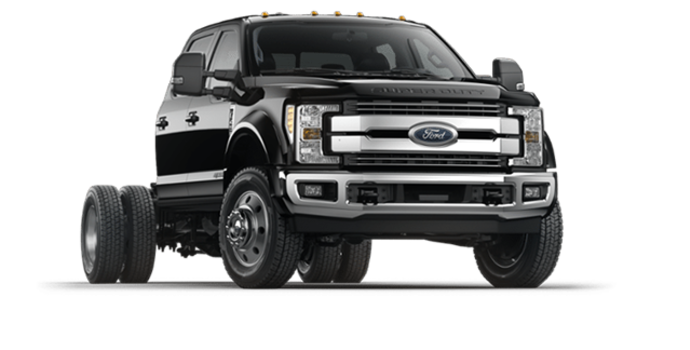 2018 Ford Chassis Cab F-450 LARIAT | Photo 6 | Shadow Black