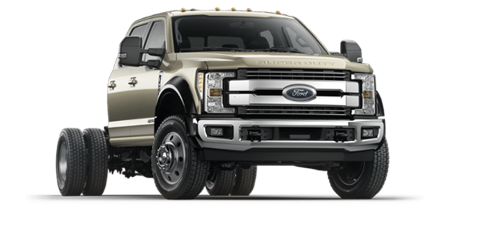 2018 Ford Chassis Cab F-450 LARIAT | Photo 6 | White Gold