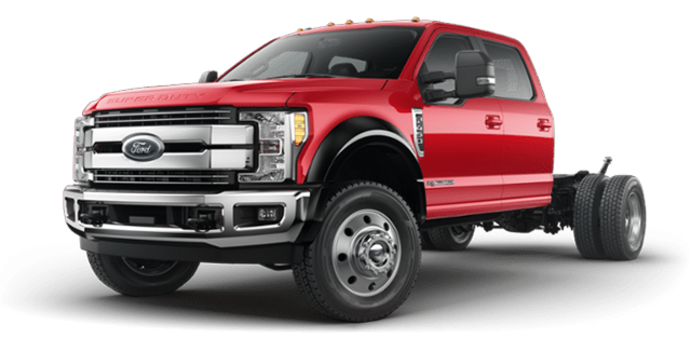2018 Ford Chassis Cab F-450 LARIAT | Photo 4 | Race Red