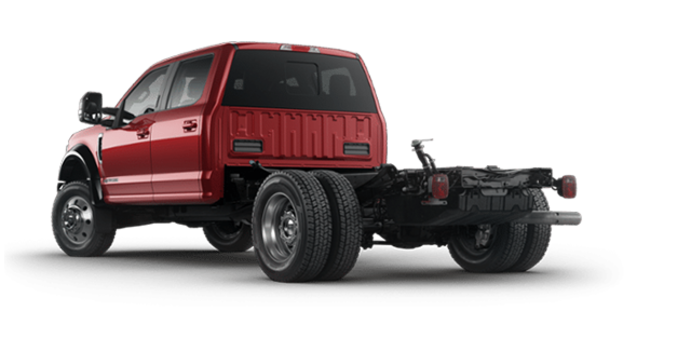 2018 Ford Chassis Cab F-450 LARIAT | Photo 5 | Ruby Red
