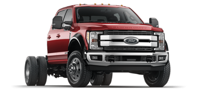 2018 Ford Chassis Cab F-450 LARIAT | Photo 6 | Ruby Red