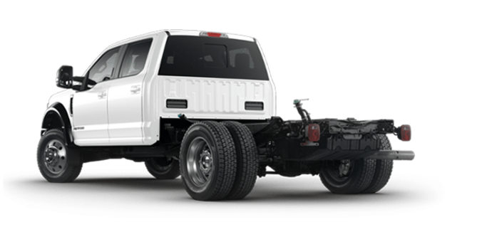 2018 Ford Chassis Cab F-550 LARIAT | Photo 5 | Oxford White