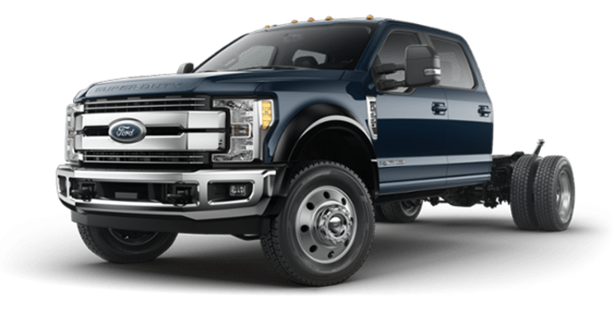 2018 Ford Chassis Cab F-550 LARIAT | Photo 4 | Blue Jeans