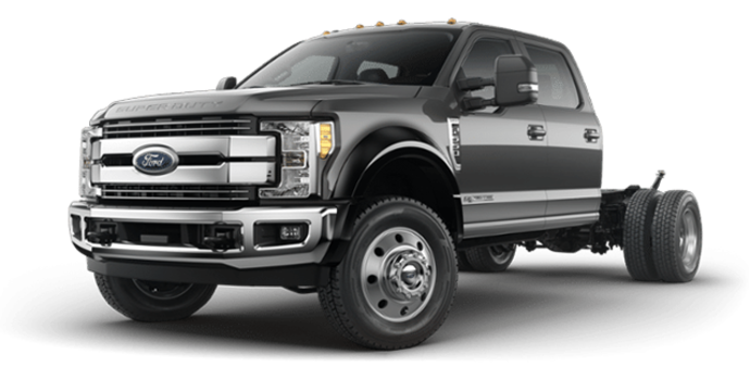 2018 Ford Chassis Cab F-550 LARIAT | Photo 4 | Magnetic