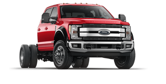 2018 Ford Chassis Cab F-550 LARIAT | Photo 6 | Race Red