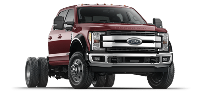 2018 Ford Chassis Cab F-550 LARIAT | Photo 6 | Magma Red