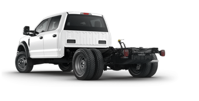 2018 Ford Chassis Cab F-550 XLT | Photo 5 | Oxford White