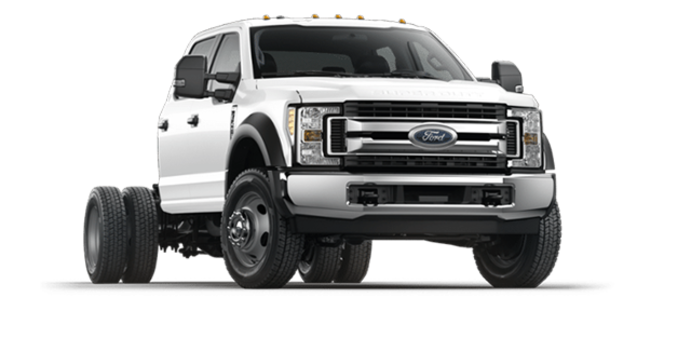 2018 Ford Chassis Cab F-550 XLT | Photo 6 | Oxford White