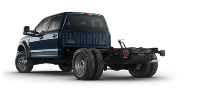 2018 Ford Chassis Cab F-550 XLT | Photo 5 | Blue Jeans
