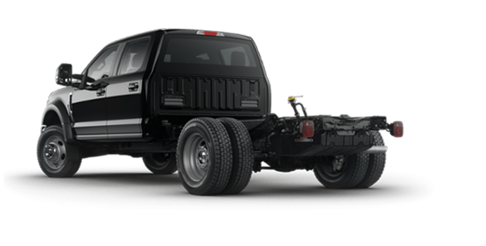 2018 Ford Chassis Cab F-550 XLT | Photo 5 | Shadow Black
