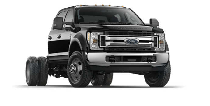 2018 Ford Chassis Cab F-550 XLT | Photo 6 | Shadow Black
