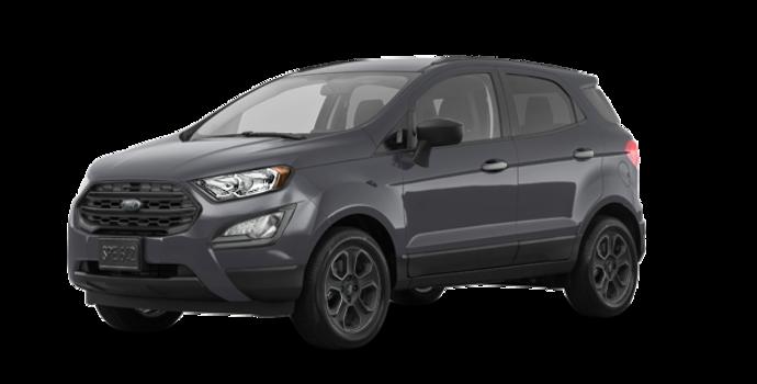 2018 Ford Ecosport S   Photo 6   Smoke