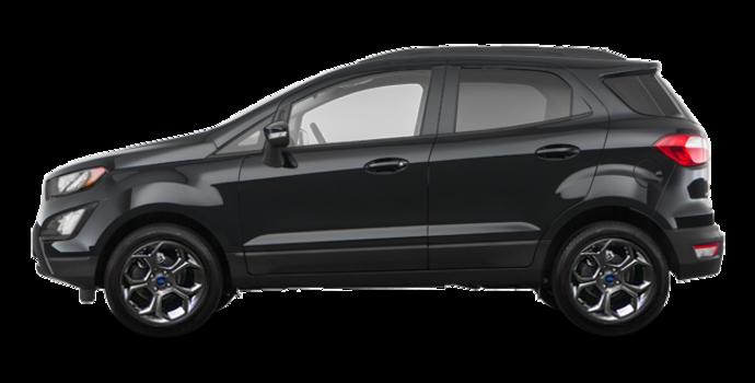 2018 Ford Ecosport SES   Photo 4   Shadow Black
